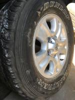 Dunlop / 285/65 R17 Dunlop GrantTrek*Диск Toyota Prado 100
