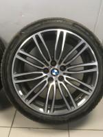 / Комплект в сборе Диски BMW M-Series(Оригинал) 245/40 R19,275/35 R19 Mishelin Primacy 3(Б/У)