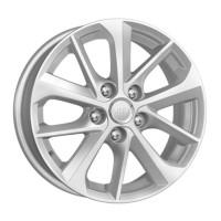 KIK / 6.5x16 et45 5*114,3 d60,1 16_Corolla E18(КС658) сильвер Арт.34544