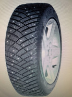 GoodYear / 195/65R15 XL Good Year Ultragrip 600 M+S 3PMSF D-Stud 95T шип.