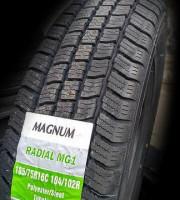 magnum / 185/75R16C Magnum Radial MG1 104/102R