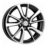 KIK / 7.0*17 5*112 et46 d66,6 КС699 ZV Audi A4 Алмаз черный