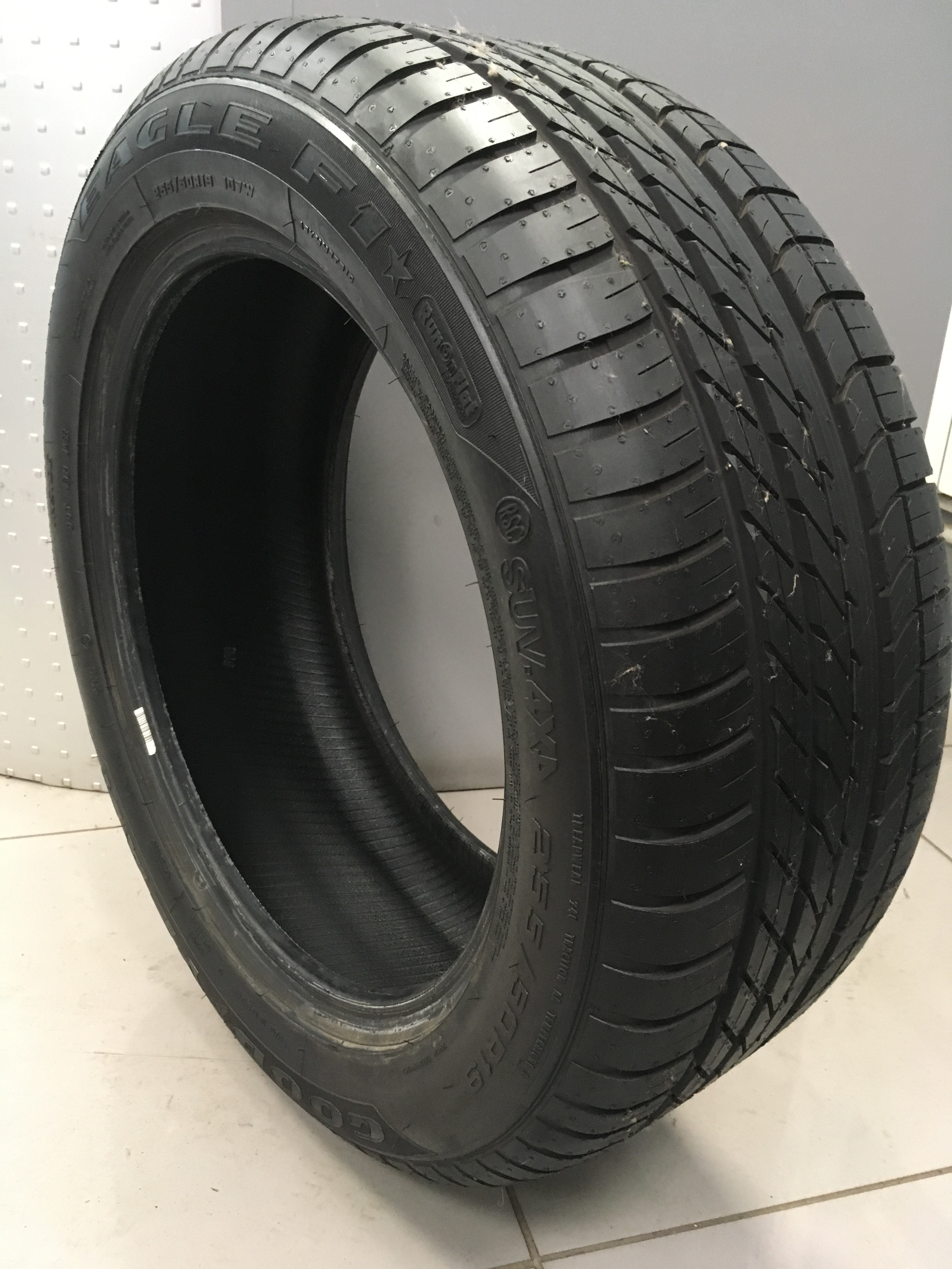 GoodYear / 255/50R19 2шт 285/45R19 2шт Goodyear Eagle F1 Assymetric SUV