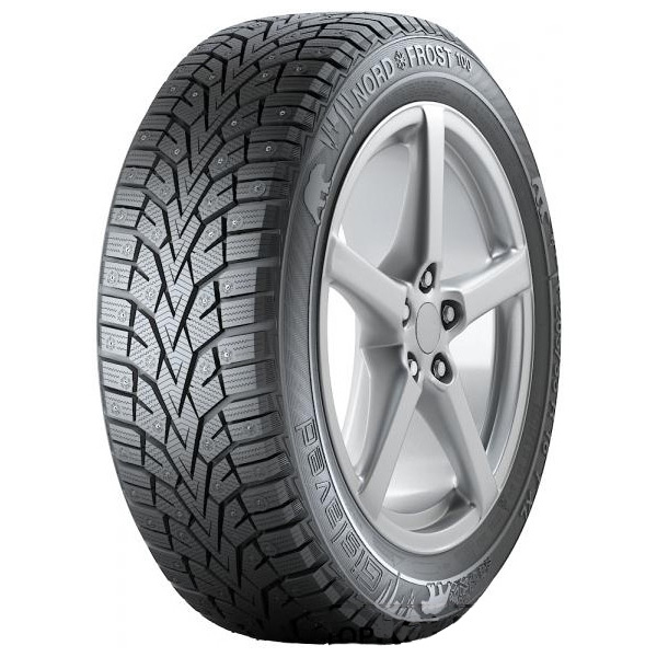 Gislaved / 215/55R17 GIPW NORD FROST 100 CD TL XL 98T шип.